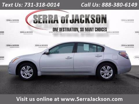 2011 Nissan Altima for sale at Serra Of Jackson in Jackson TN