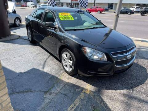 2009 Chevrolet Malibu for sale at JBA Auto Sales Inc in Stone Park IL