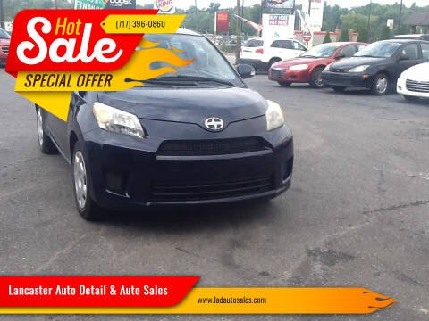 2008 Scion xD for sale at Lancaster Auto Detail & Auto Sales in Lancaster PA