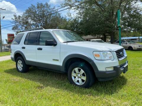 2006 Ford Explorer for sale at IMAGINE CARS and MOTORCYCLES in Orlando FL