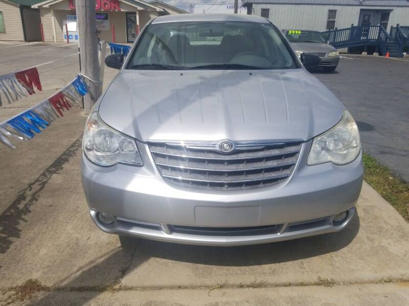 2008 Chrysler Sebring for sale at AUTOPLEX 528 LLC in Huntsville AL