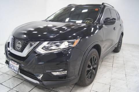 2017 Nissan Rogue for sale at Sacramento Luxury Motors in Carmichael CA