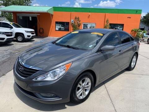 2013 Hyundai Sonata for sale at Galaxy Auto Service, Inc. in Orlando FL
