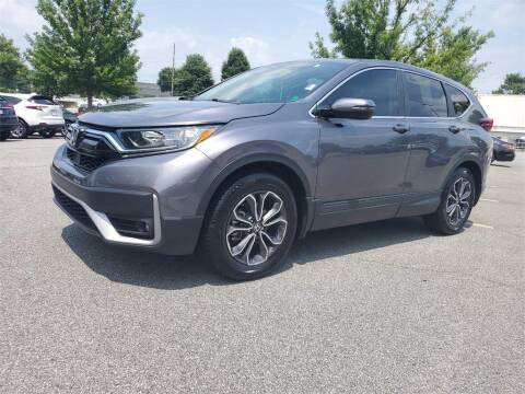 2020 Honda CR-V for sale at CU Carfinders in Norcross GA