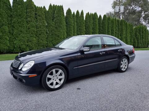 2006 Mercedes-Benz E-Class for sale at Kingdom Autohaus LLC in Landisville PA