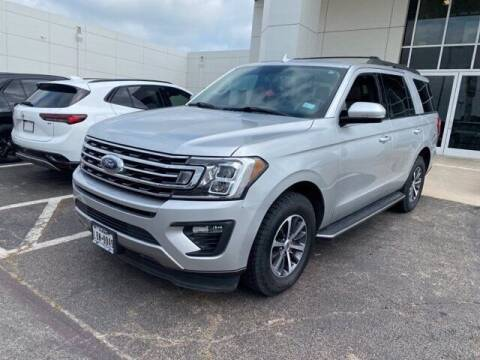 2018 Ford Expedition for sale at Jerry's Buick GMC in Weatherford TX