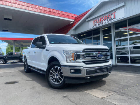2018 Ford F-150 for sale at Furrst Class Cars LLC  - Independence Blvd. in Charlotte NC