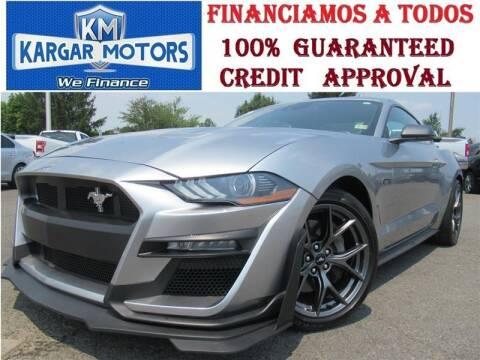 2020 Ford Mustang for sale at Kargar Motors of Manassas in Manassas VA