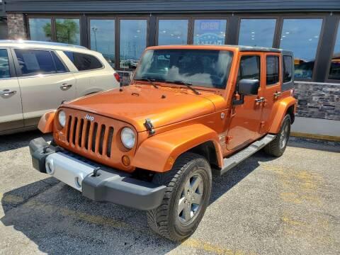 2011 Jeep Wrangler Unlimited for sale at Washington Auto Center in Washington IA