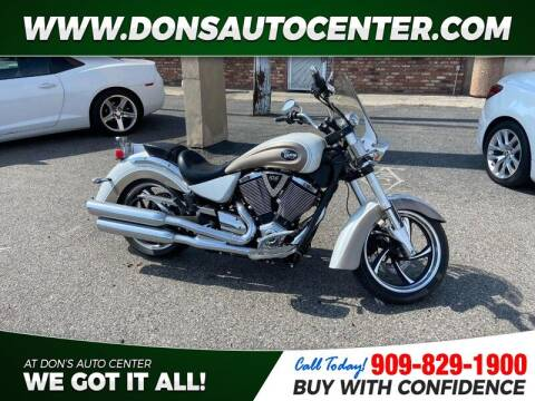 2011 Victory Kingpin for sale at Dons Auto Center in Fontana CA