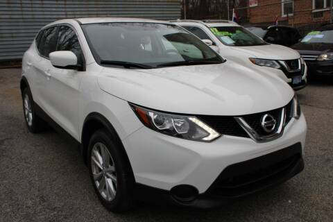 2017 Nissan Rogue Sport for sale at LIBERTY AUTOLAND INC - LIBERTY AUTOLAND II INC in Queens Villiage NY