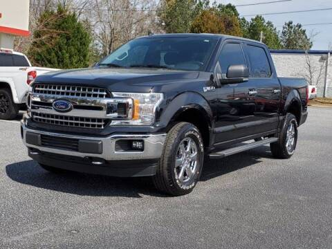 2019 Ford F-150 for sale at Gentry & Ware Motor Co. in Opelika AL