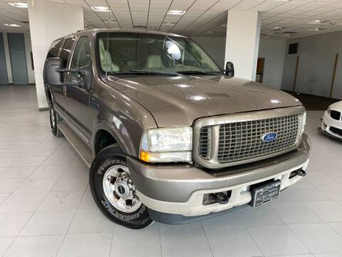 2003 Ford Excursion for sale at Auto Mall of Springfield in Springfield IL