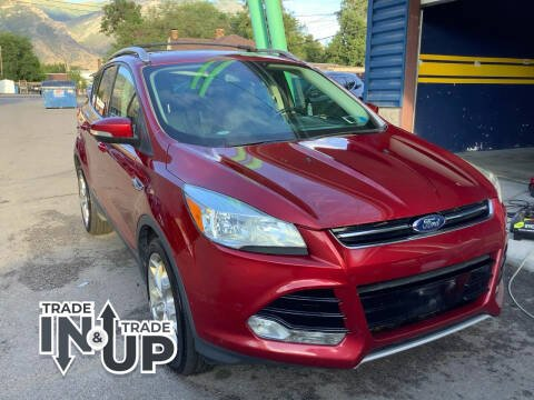 2016 Ford Escape for sale at Select AWD in Provo UT