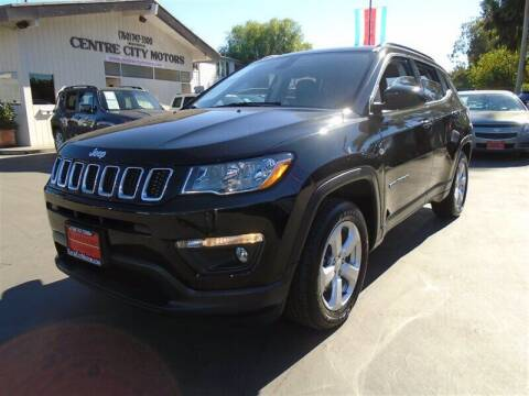 2018 Jeep Compass for sale at Centre City Motors in Escondido CA