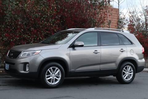 2015 Kia Sorento for sale at Beaverton Auto Wholesale LLC in Hillsboro OR