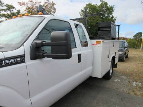 2014 Ford F-350 Super Duty for sale at ABC AUTO LLC in Willimantic CT