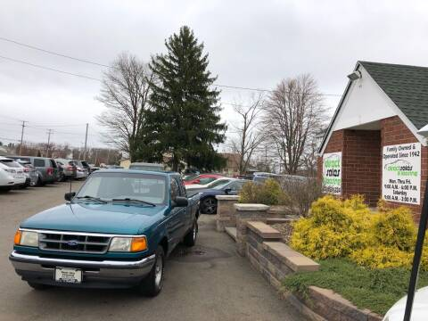 1993 Ford Ranger for sale at Direct Sales & Leasing in Youngstown OH