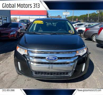 2014 Ford Edge for sale at Global Motors 313 in Detroit MI