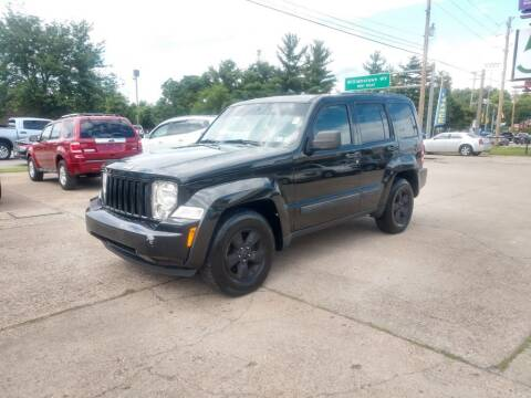 2012 Jeep Liberty for sale at Wolfe Brothers Auto in Marietta OH
