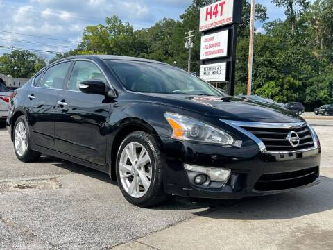 2015 Nissan Altima for sale at H4T Auto in Toledo OH