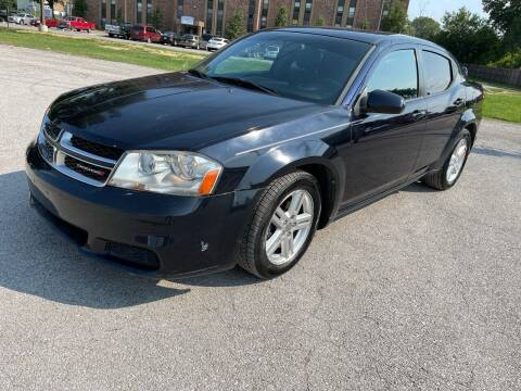 2011 Dodge Avenger for sale at Supreme Auto Gallery LLC in Kansas City MO