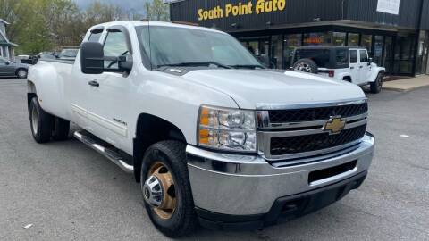 2011 Chevrolet Silverado 3500HD for sale at South Point Auto Plaza, Inc. in Albany NY