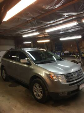 2008 Ford Edge for sale at Lavictoire Auto Sales in West Rutland VT