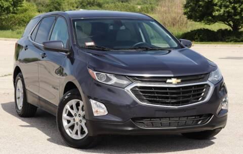 2018 Chevrolet Equinox for sale at Big O Auto LLC in Omaha NE