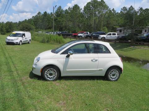 2013 FIAT 500 for sale at Ward's Motorsports in Pensacola FL