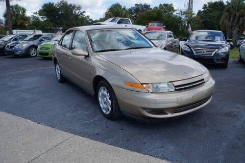 2001 Saturn L-Series for sale at J Linn Motors in Clearwater FL