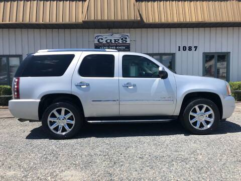 2012 GMC Yukon for sale at Carolina Auto Resale Supercenter in Reidsville NC