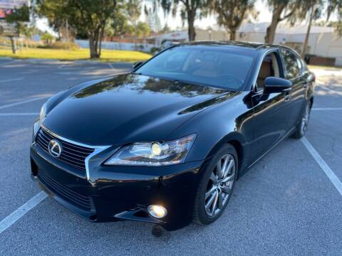 2013 Lexus GS 350 for sale at CHECK  AUTO INC. in Tampa FL
