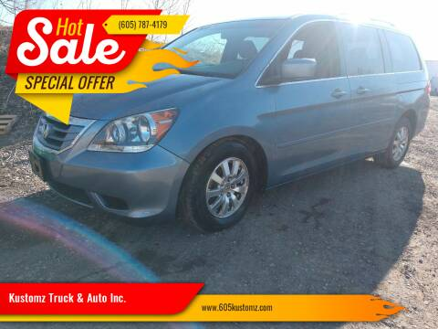 2010 Honda Odyssey for sale at Kustomz Truck & Auto Inc. in Rapid City SD