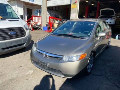 2008 Honda Civic for sale at Drive Deleon in Yonkers NY