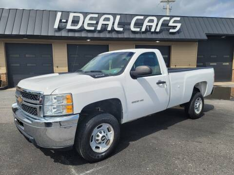 2012 Chevrolet Silverado 2500HD for sale at I-Deal Cars in Harrisburg PA