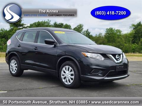 2016 Nissan Rogue for sale at The Annex in Stratham NH