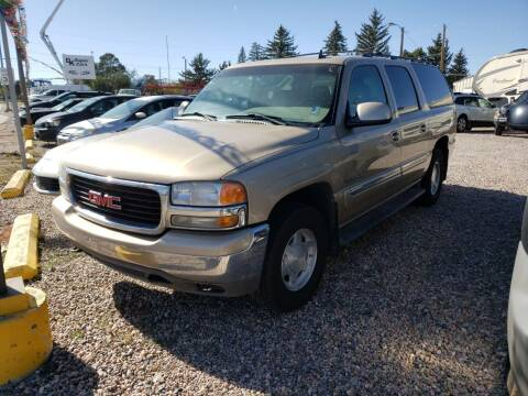 2006 GMC Yukon XL for sale at DK Super Cars in Cheyenne WY