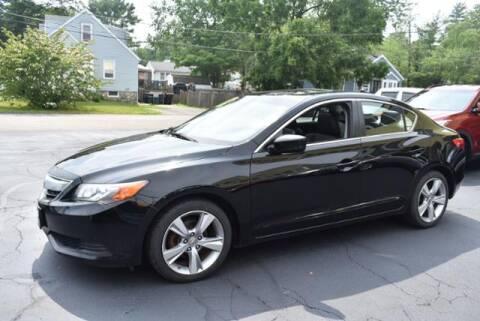 2014 Acura ILX for sale at Absolute Auto Sales, Inc in Brockton MA