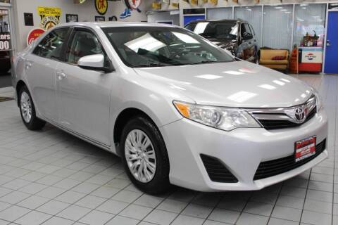 2012 Toyota Camry for sale at Windy City Motors in Chicago IL