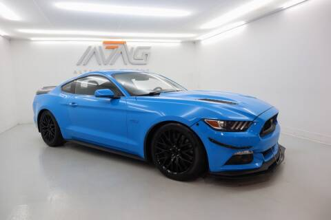 2017 Ford Mustang for sale at Alta Auto Group LLC in Concord NC