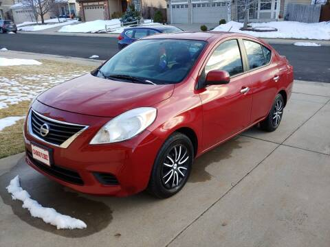 2013 Nissan Versa for sale at The Car Guy in Glendale CO