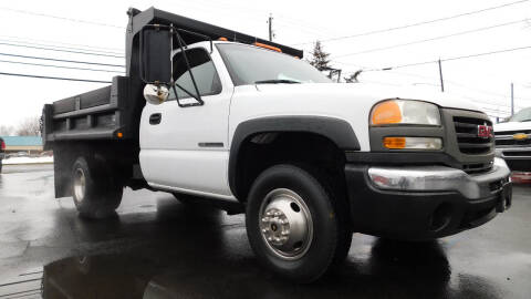 2003 GMC Sierra 3500 for sale at Action Automotive Service LLC in Hudson NY