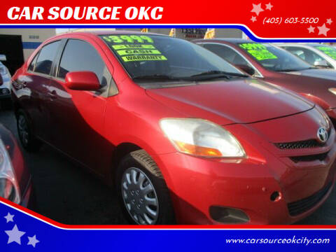 2007 Toyota Yaris for sale at CAR SOURCE OKC in Oklahoma City OK