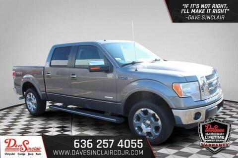 2011 Ford F-150 for sale at Dave Sinclair Chrysler Dodge Jeep Ram in Pacific MO
