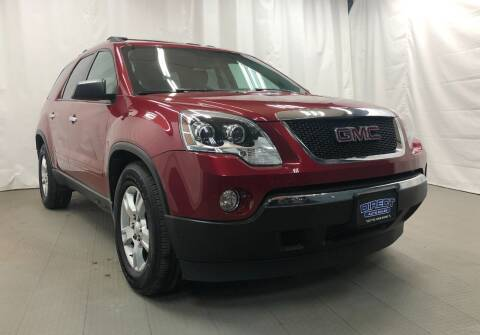 2012 GMC Acadia for sale at Direct Auto Sales in Philadelphia PA