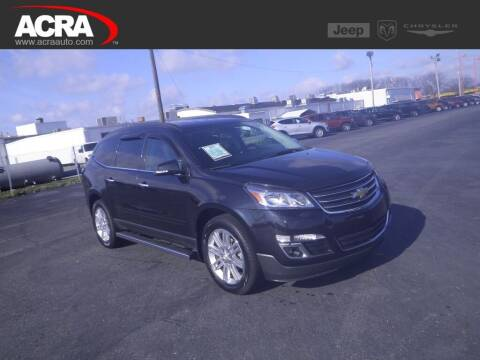 2014 Chevrolet Traverse for sale at BuyRight Auto in Greensburg IN
