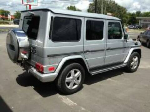 2008 Mercedes-Benz G-Class for sale at WHEEL UNIK AUTOMOTIVE & ACCESSORIES INC in Orlando FL