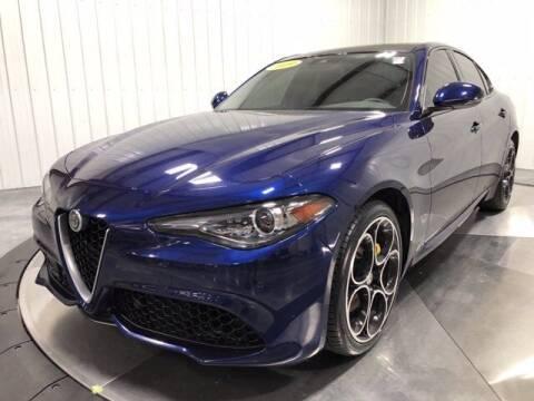 2019 Alfa Romeo Giulia for sale at HILAND TOYOTA in Moline IL