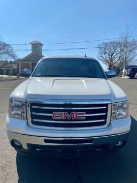 2012 GMC Sierra 1500 for sale at AR's Used Car Sales LLC in Danbury CT